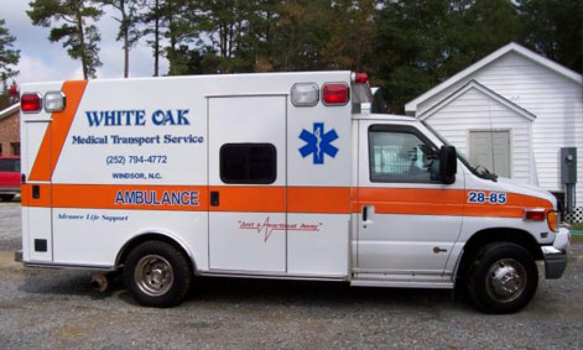 White Oak Medical Transport
